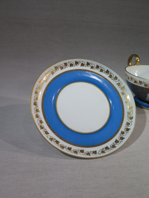 Sevres chateau des tuileries ancienne tasse a the et for Portent of item protection