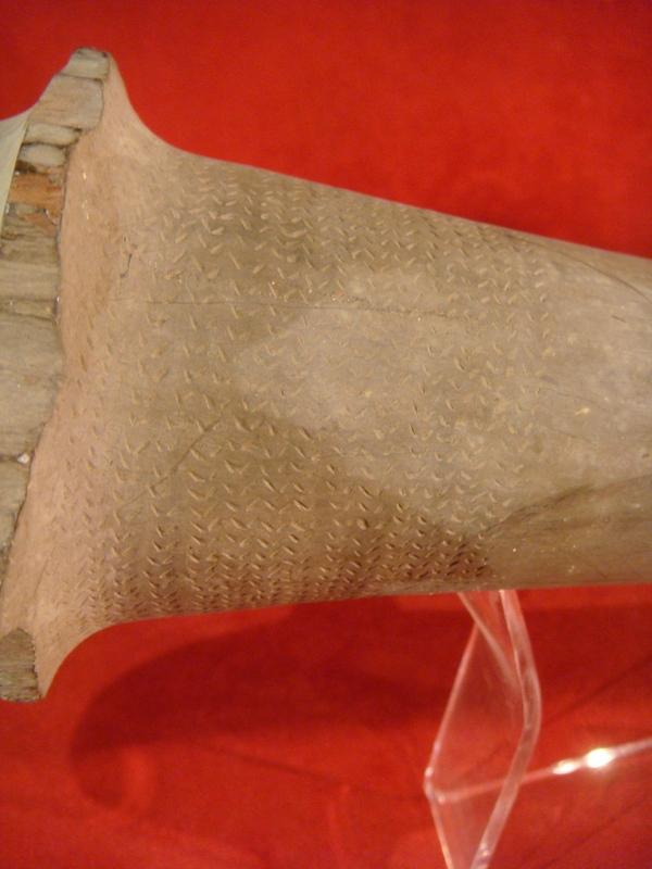 f63a200e968 Ancienne massue casse tête en bois Kanak Océanie Nouvelle calédonie